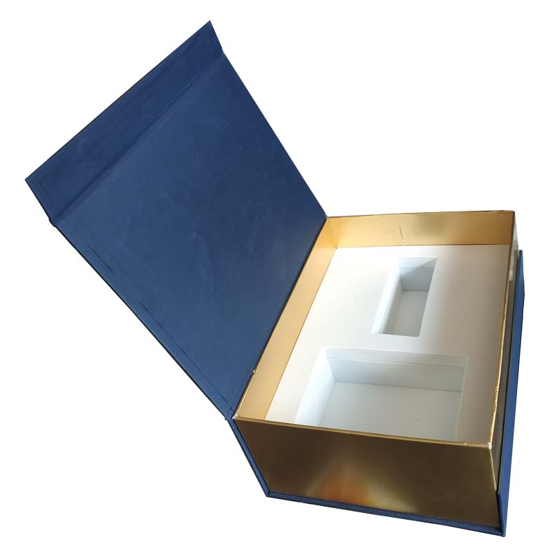 pen holder flip packaging gift box