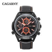 6825black Многофункциональный наручные часы для мужчин
