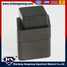 Blocos de ferramentas de corte PCBN para usinagem de metais não ferrosos e ligas