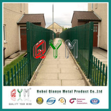 Best Quality Steel Palisade Fence/Rail Factory