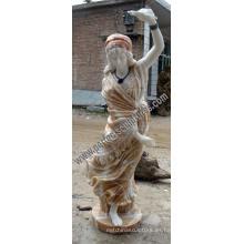 Escultura de mármol de piedra para la decoración del jardín (SY-C1232)
