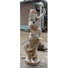 Stone Marble Sculpture for Garden Decoration (SY-C1232)