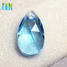 2014 heißer Verkauf Kristallglas Wassertropfen Perlen für Schmuck Ornamente
