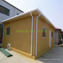Prefab EPS Concrete Panel Steel House with Ce Certification