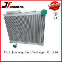 aluminum plate fin heat exchanger for air compressor