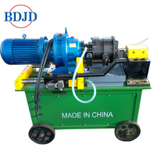 Mechanical Three-rollers Steel Rod Thread Rolling Machine