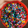 Super Dispersion ABS Chemical Plastic Masterbatch /Granules Manufacture RoHS Reach