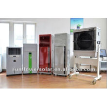 Acondicionador de aire solar de pared split climatizadores solares para viviendas