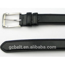 Fashion classical PU leather belt for man