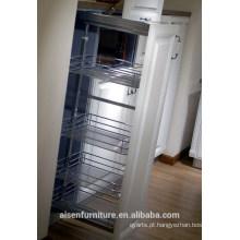 Armário de cozinha popular PVC American Standard