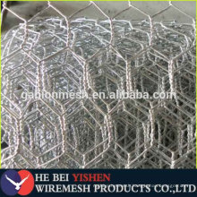 Non galvanized/PVC hexagonal chicken rabbit iron wire mesh roll
