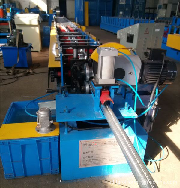 Mesin Roll Forming Round Down