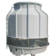 O GRP ou FRP, torre de resfriamento