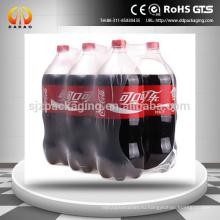 Индивидуальный дизайн Частная Pet Shrink Film Label с превосходной печатью для упаковки в бутылки