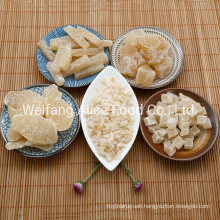Natural Crystallized Dried Ginger Sliced Preserved Ginger Thailand Ginger for Selling