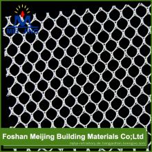weiße Farbe 38g kleben Mosaik Rückseiten Polyester Mosaik Netz