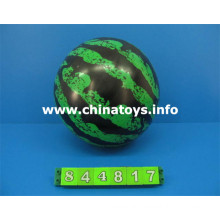 Crianças Beach Summer Party Inflated PVC Watermelon Ball Toy (844817)