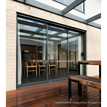 Hidden Rollers Sliding Aluminium Windows and Doors