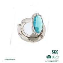 Fashion Diamond Purse Hanger with Mirror (B1)