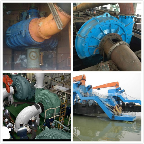 Minerals Concentrate Sand Pumps
