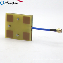 High quality FPV Panel Patch High Gain 5.8 GHz 14DBi Video Audio Receiver Antenna for Long Range