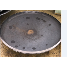 Hot Sale for Cold Forming Torispherical Head Dish end Carbon steel supply to Antarctica Importers
