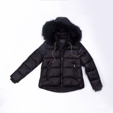 Puffy Fake Down Jacket Automne Hiver