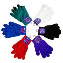 Männer Frauen Junior Sport Handschuhe mit Acryl (AC-1)