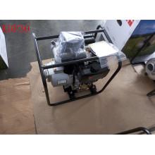 Pompe à eau diesel de démarrage à cycle unique de 3 pouces pour l'irrigation et l'exploitation agricole