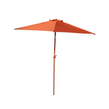 Jardin parasol de diamètre 300CM soleil luxe