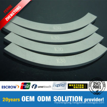 Sharp Cutting Edge Carbide Profiling Blanks Knife