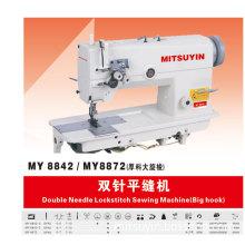 Double Needle Lockstitch Sewing Machine (MY8842Z)