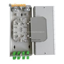 Caja de bloque de terminales de distribución de siesta de fibra óptica Fdb 12