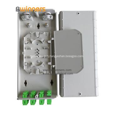 Fdb 12 Fiber Optic Nap Distribution Terminal Block Box