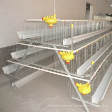 Hot DIP Galvanized Chicken Egg Cage