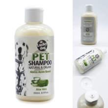 Abrigo abrillantador desinfectante champú para el aseo de mascotas