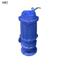 100m3/h electric submersible sewage water pump