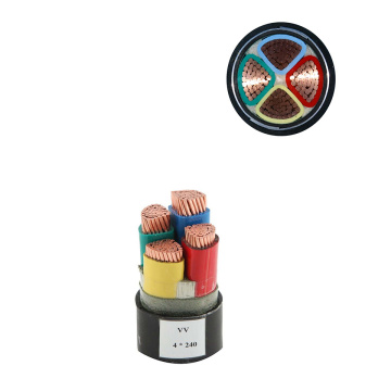 FR Copper Shielded Armoured PVC Electric Power Cables