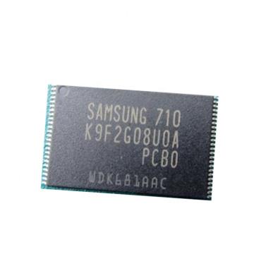 (memory IC) K4X51163PK-FGD8 K9GAG08U0F-PCB0 GCS3F/LPX-7989 nand flash IC chip