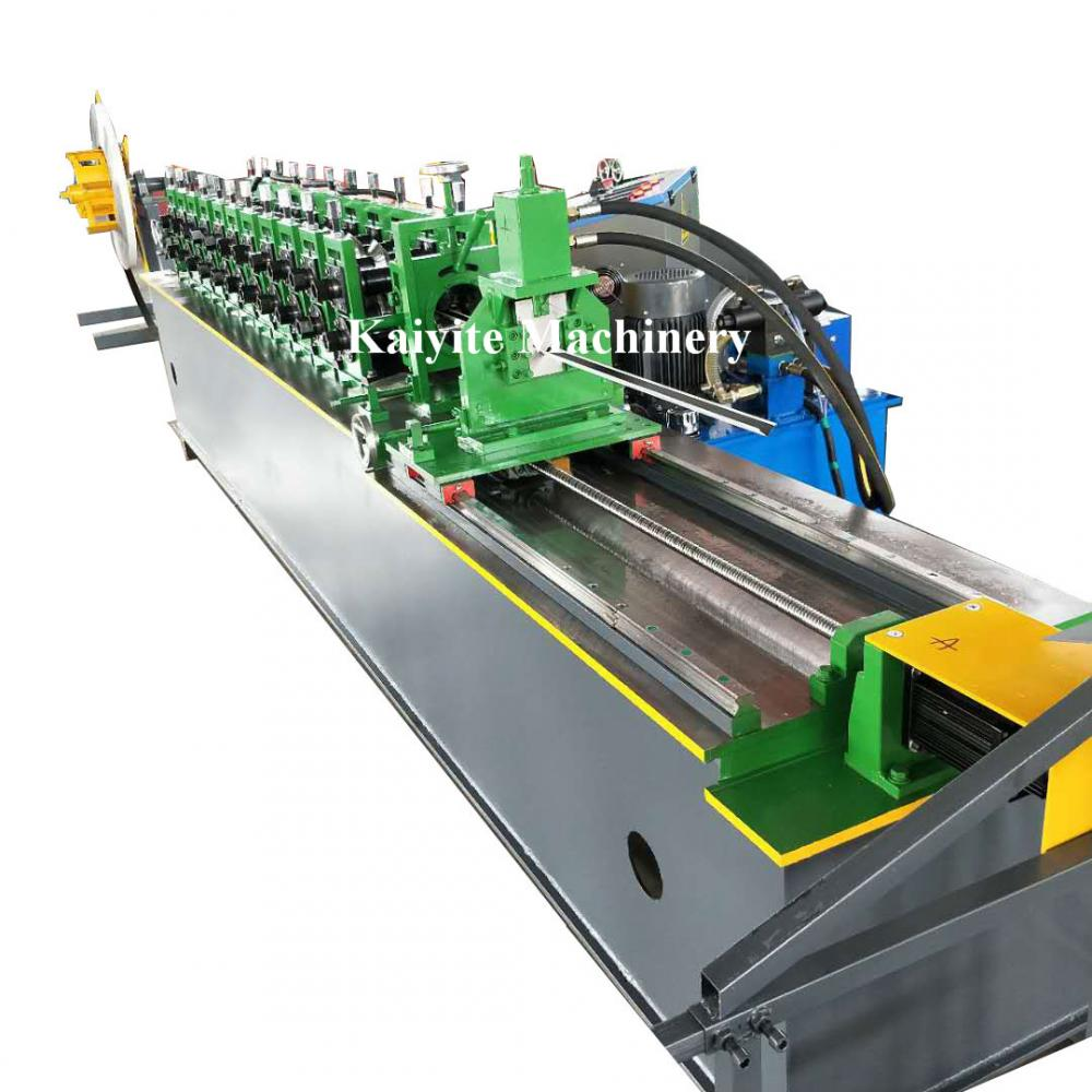 Corner Roll Forming Machine