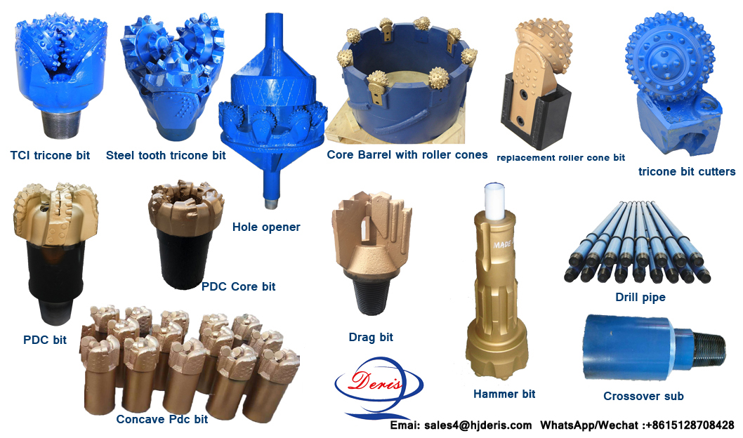 oil well drilling equipment rock bit