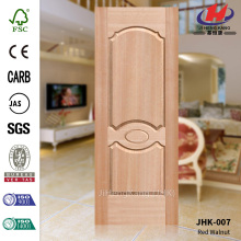 Government Red Walnut 8MM MDF Veneer Door Skin