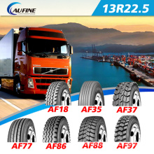 Aufine Brand Radial Truck Tires in China