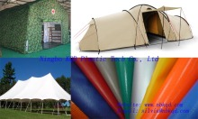 1000D Polyester with PVC Coating for Outdoor Acrylic Awning Fabric