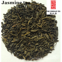 Assorted jasmine flower and green tea blend healthy herbal slimming tea