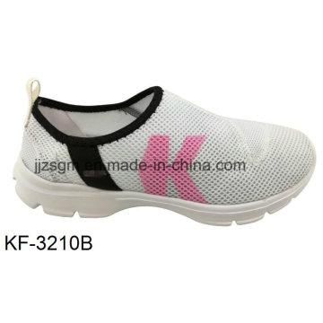 Комфортные легкие туфли на подкладке с подошвой EVA