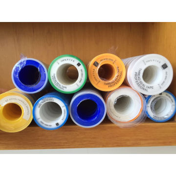 Hot Selling PTFE Seal Teflon Tape with Shrink Package