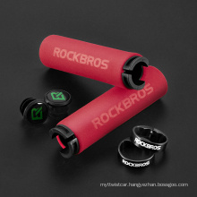 Cycling Bicycle Grips Mountain Road Bike MTB Handlebar Cover Grips Bicycle Accessories Anti-Slip Bike Grip Cover