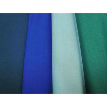 Plain Dyed Combed Cotton Poplin Fabric 115gsm