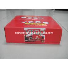 Лучшие продажи Вего томатную пасту 2.2 кг Производитель